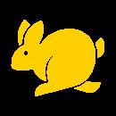 Rabbit-Icon